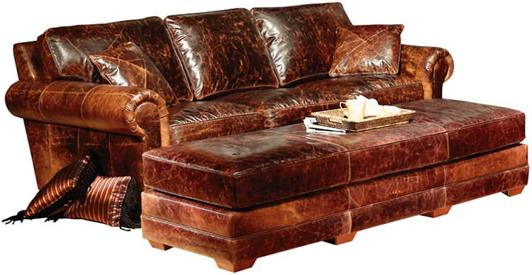 Leather Sofas/Sectionals